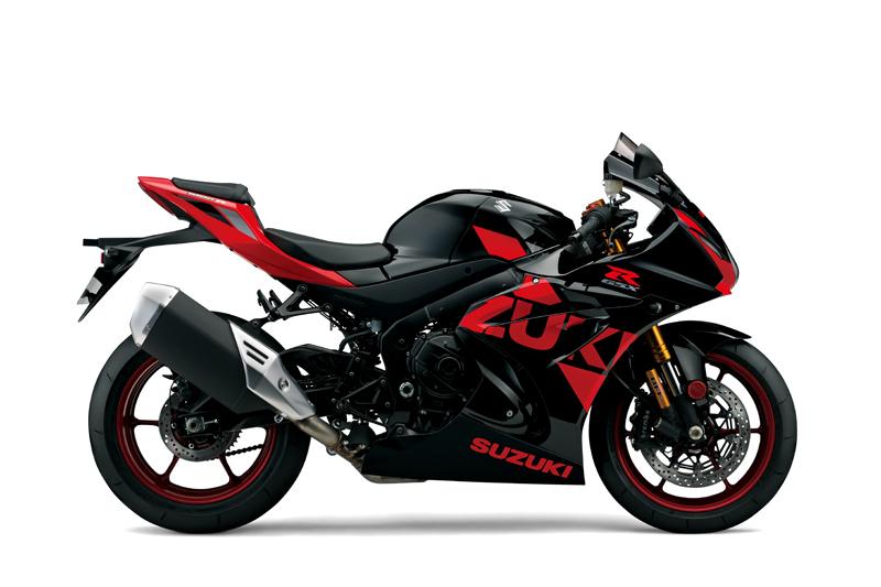 Negro Brillante Glaseado - Rojo Perla BrillanteGSX-R1000RM0_JSP_Right